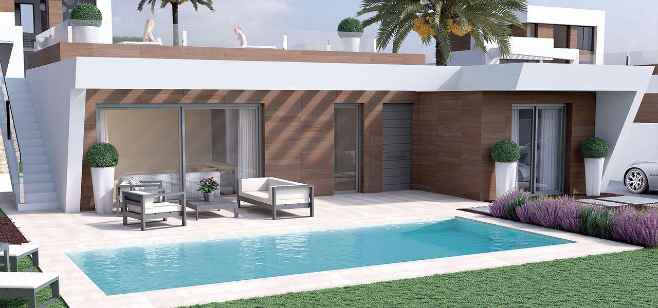 Villas with 3 bedrooms in Finestrat 3