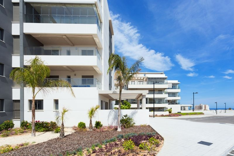Penthouses with 2 bedrooms and 2 bathrooms in complex with pool, spa, gym, La Zenia. 1