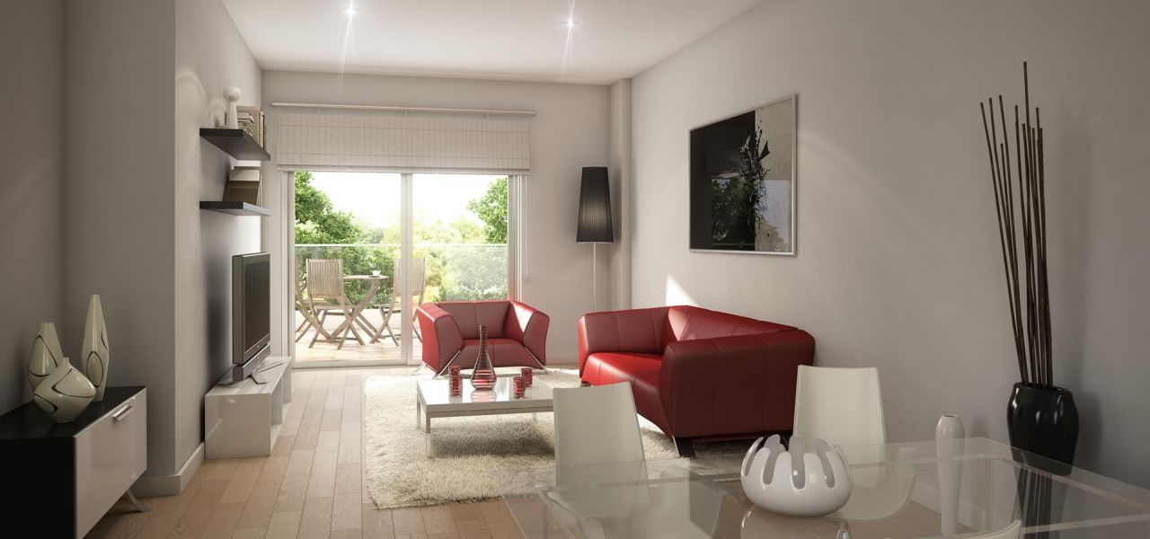 Penthouses with 2 bedrooms and 2 bathrooms in complex with pool, spa, gym, La Zenia. 7