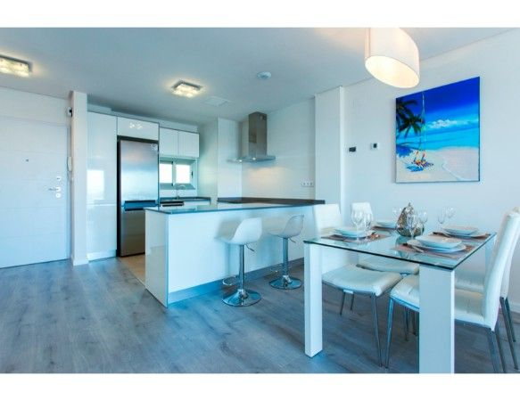 Penthouses with 2 bedrooms and 2 bathrooms in complex with pool, spa, gym, La Zenia. 15