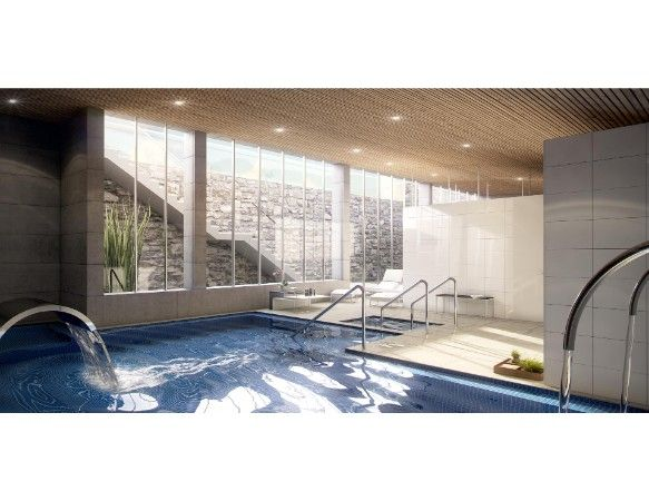 Penthouses with 2 bedrooms and 2 bathrooms in complex with pool, spa, gym, La Zenia. 16
