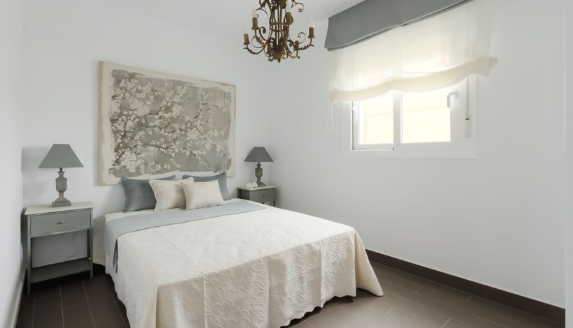 Townhouse with 1, 2 or 3 bedrooms in urbanization with pool, next to the shopping center Gran Alacant. 7