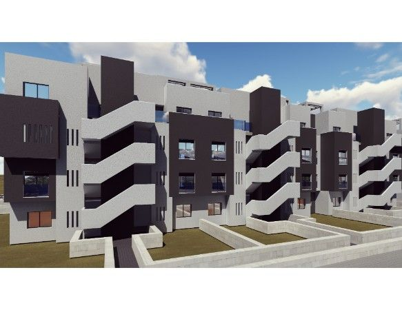 2 and 3 bedroom apartments in urbanization with pool, spa, gym, near the sea. 3