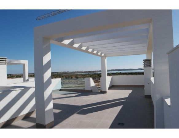2 and 3 bedroom apartments in urbanization with pool, spa, gym, near the sea. 10