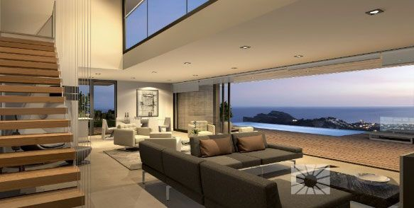 Luxury villas in Cumbre del Sol 1