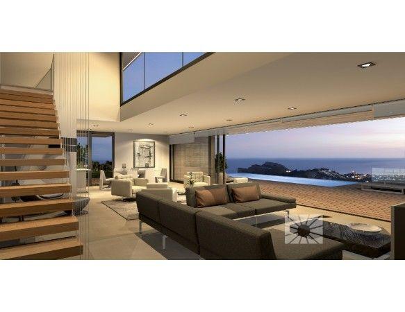 Luxury villas in Cumbre del Sol 2
