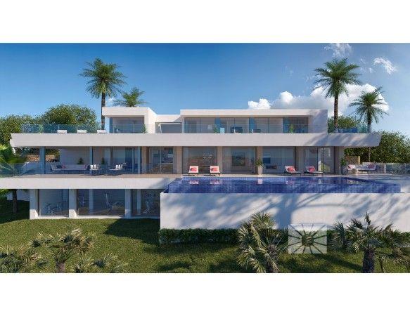 Luxury villas in Cumbre del Sol 3