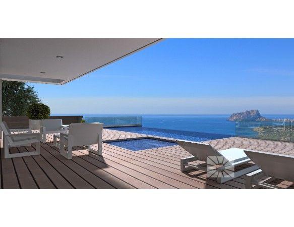 Luxury villas in Cumbre del Sol 5