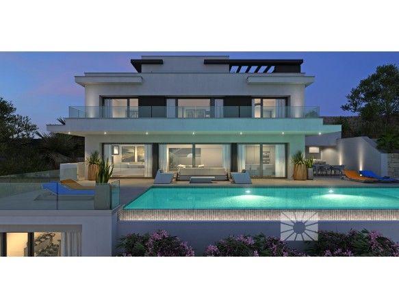 Luxury villas in Cumbre del Sol 7
