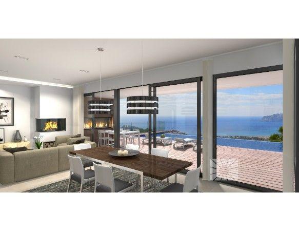 Luxury villas in Cumbre del Sol 9