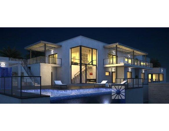 Luxury villas in Cumbre del Sol 11