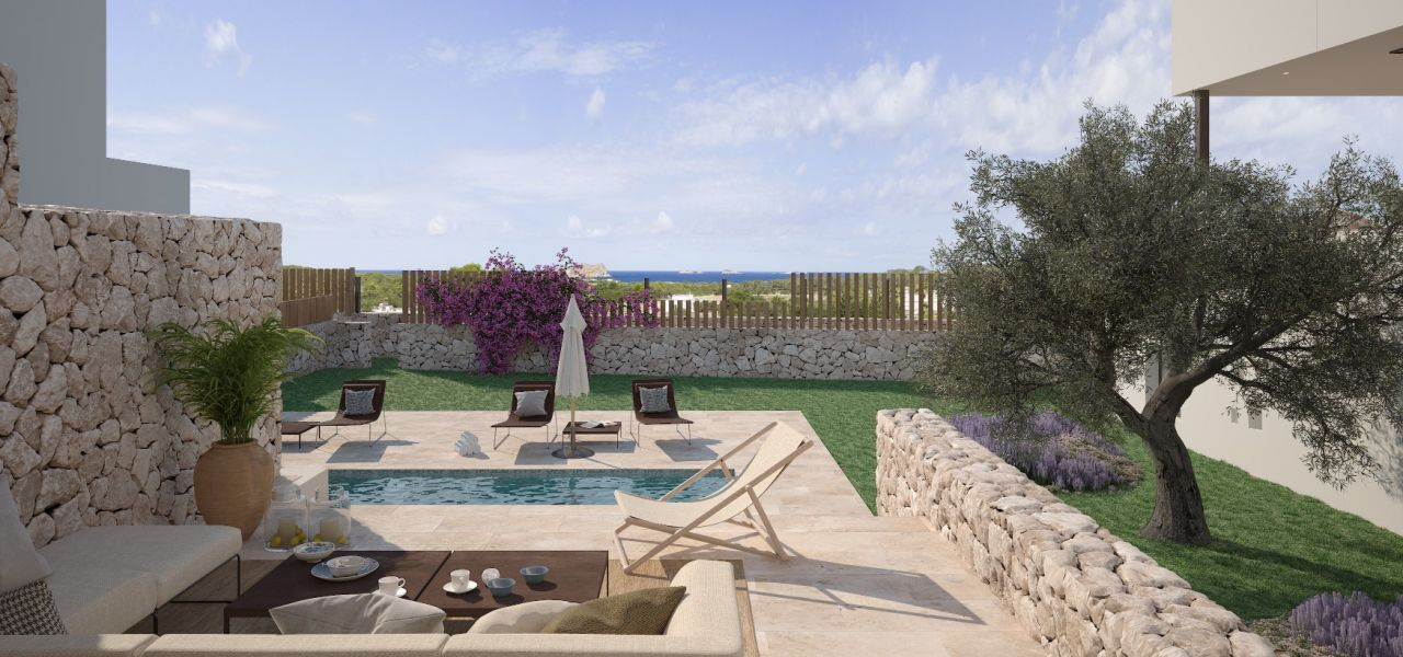 Exclusive Luxury Villas in a priviledge enclave of Ibiza (Cala Comte) 11