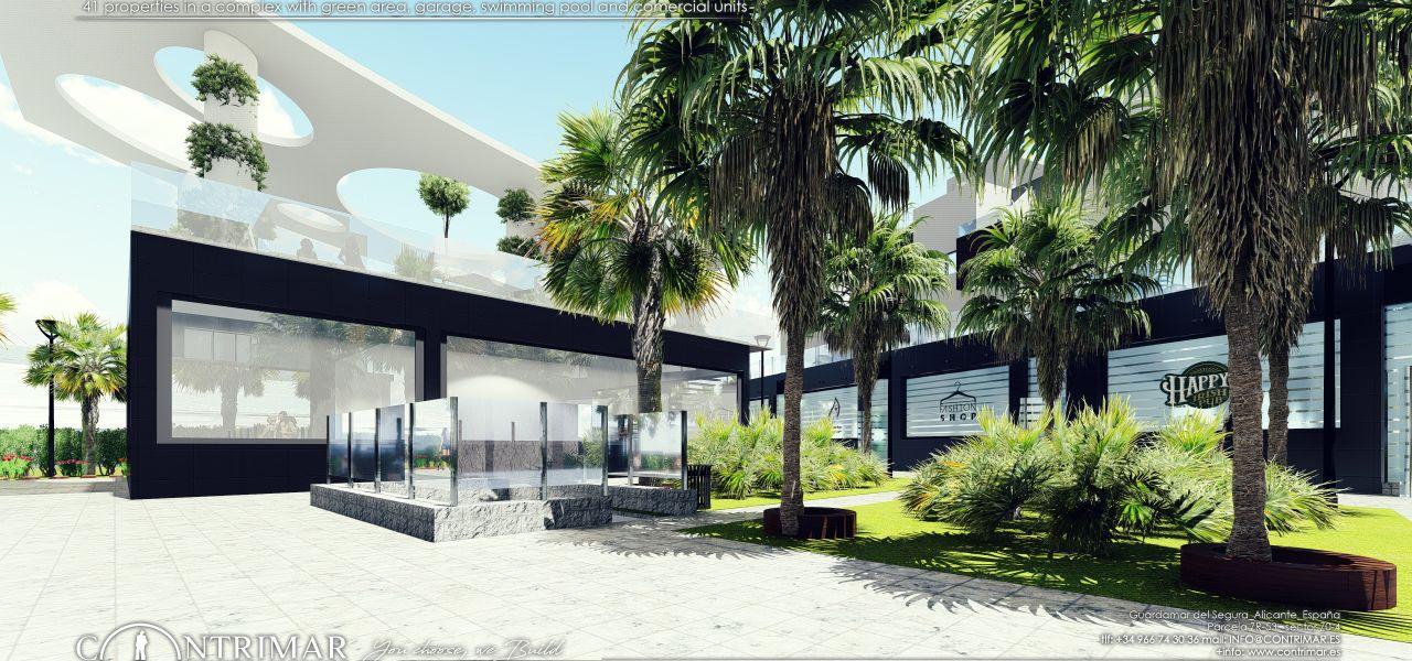Modern apartments 1 and 2 bedrooms in Guardamar del Segura 2