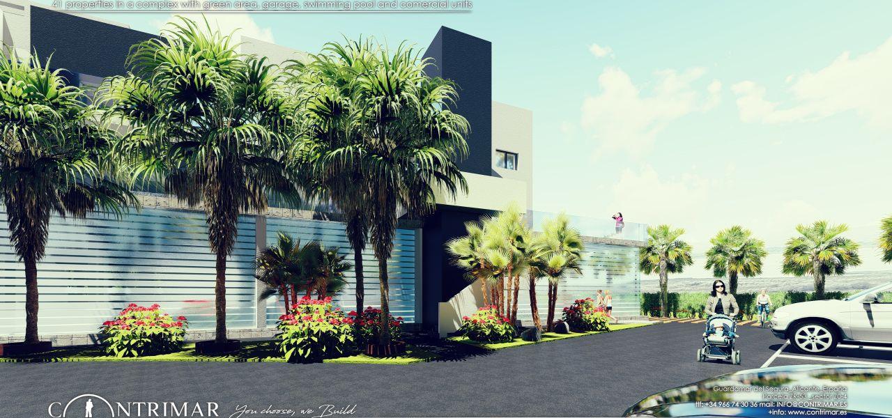 Modern apartments 1 and 2 bedrooms in Guardamar del Segura 4