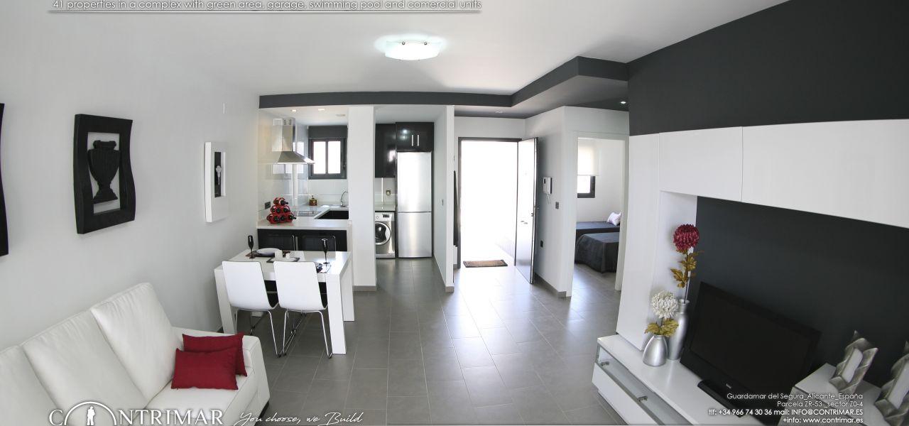 Modern apartments 1 and 2 bedrooms in Guardamar del Segura 6