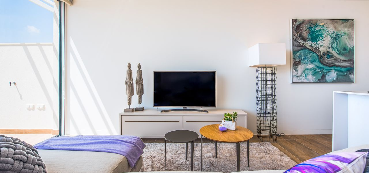 Bright 3 bedrooms duplex-penthouses in La Colina Golf & Country Club 6