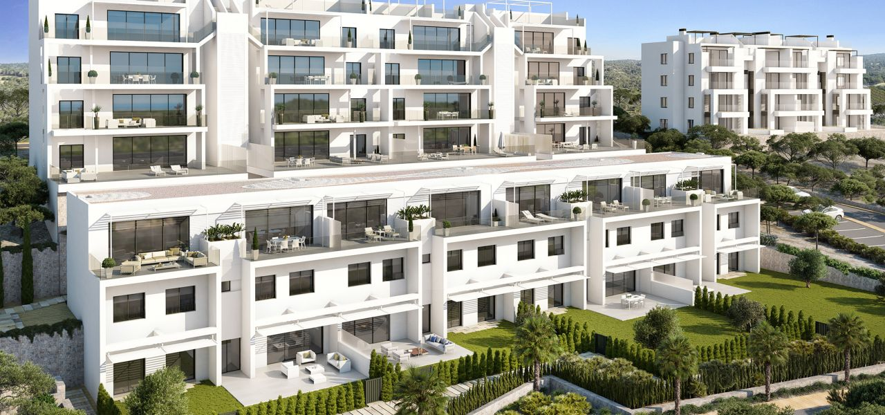 Bright 3 bedrooms duplex-penthouses in La Colina Golf & Country Club 17