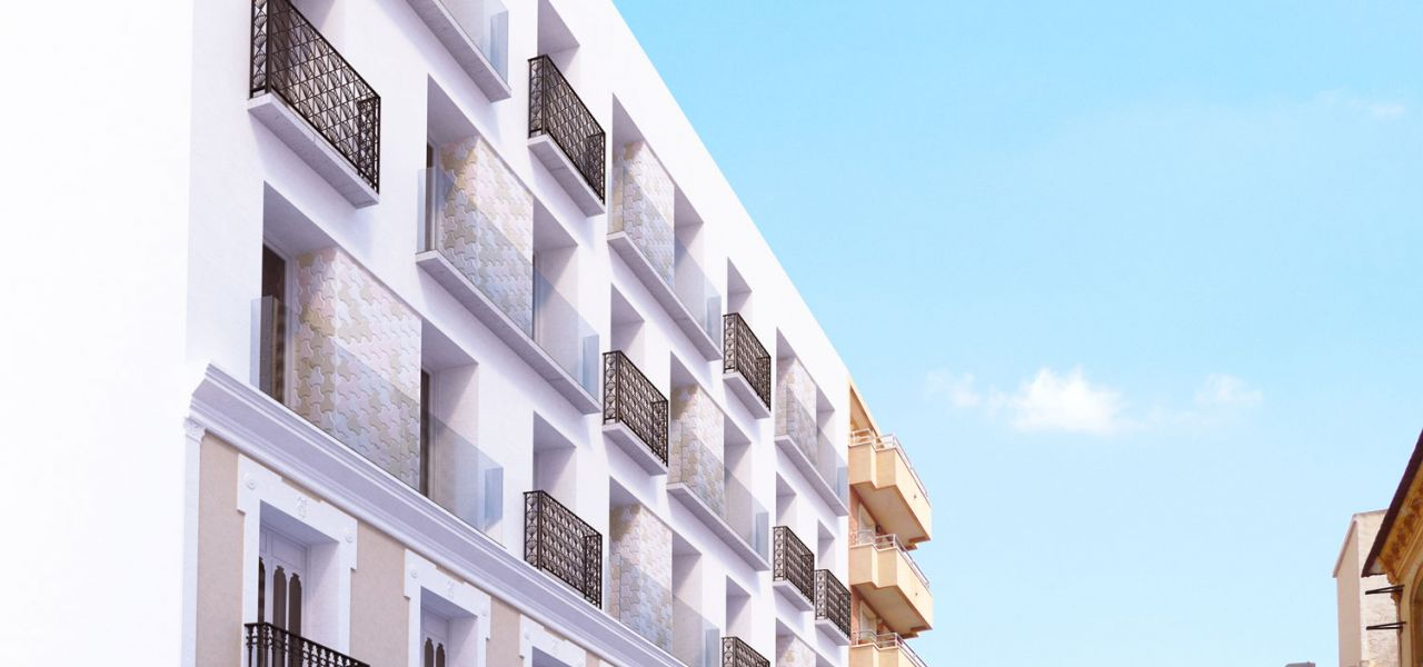 New avant-garde building in the city center of Torrevieja consisting of wonderful 3 bedroom apartments and penthouses 8