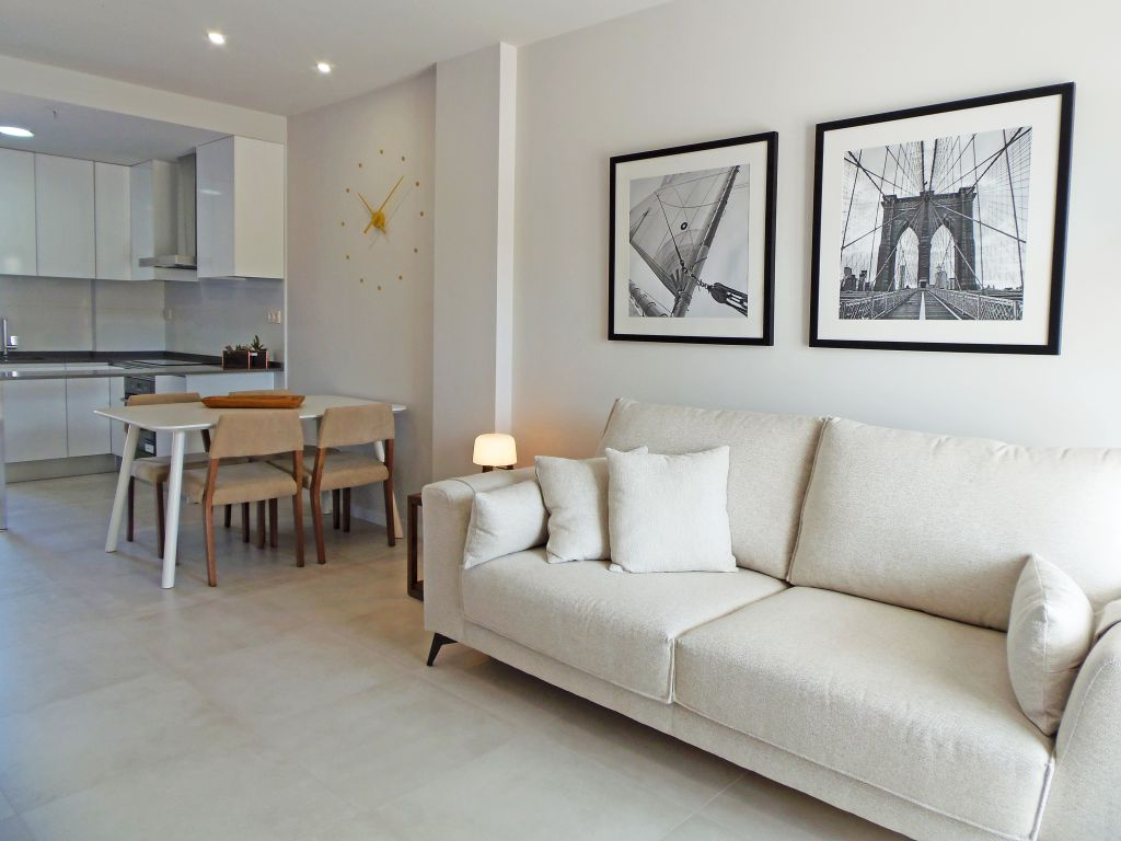 2 and 3 bedroom apartments and townhouses with large terraces and community swimming pool 1