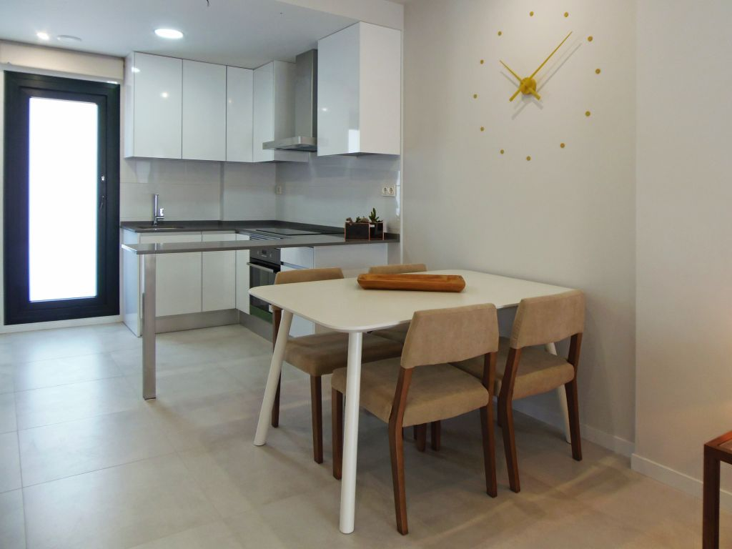 2 and 3 bedroom apartments and townhouses with large terraces and community swimming pool 2