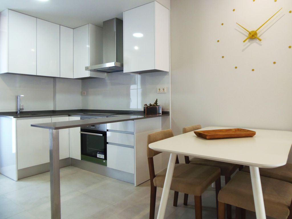2 and 3 bedroom apartments and townhouses with large terraces and community swimming pool 3