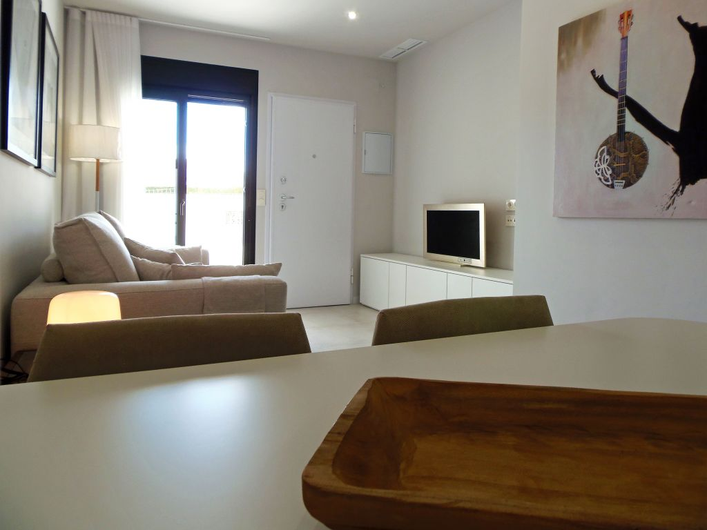 2 and 3 bedroom apartments and townhouses with large terraces and community swimming pool 10
