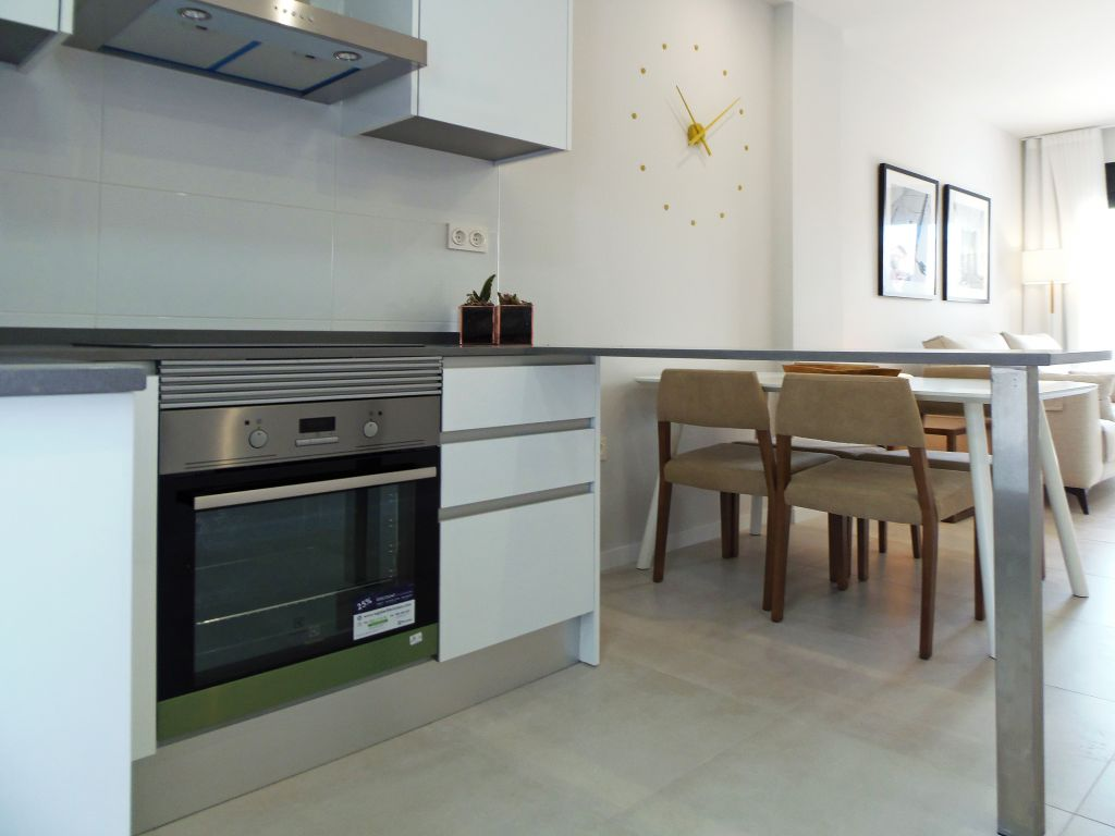 2 and 3 bedroom apartments and townhouses with large terraces and community swimming pool 11