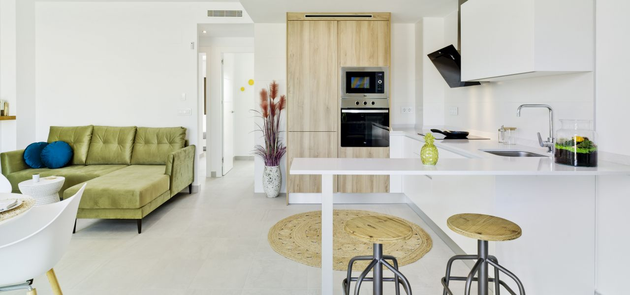 Modern 2 and 3 bedroom apartments in the city center of Pilar de la Horadada 4