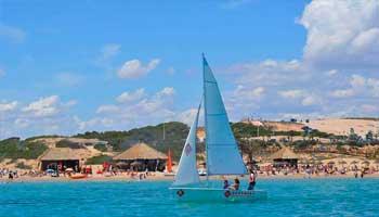Parrés Water Sports. Alicante, Santa Pola, San Juan and Arenales del Sol