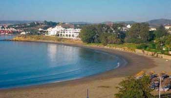 Playa El Cristo – Estepona
