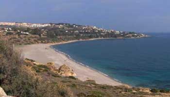 Playa El Padron – Estepona