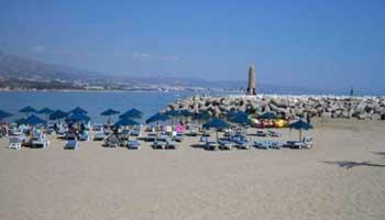 Playa Nueva Andalucia – Puerto Banus