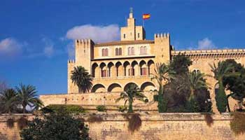 Royal Palace La Almudaina - Palma
