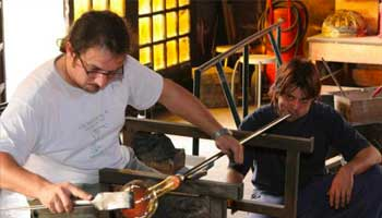 Gordiola glassworks - Algaida