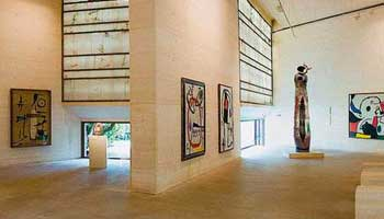 Pilar and Joan Miró foundation - Palma