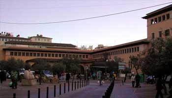 Mercat de l'Olivar - Palma