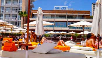 Nikki Beach Club - Magaluf