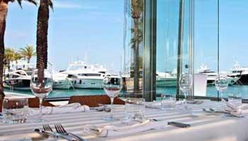 Restaurant Tristan - Puerto Portals
