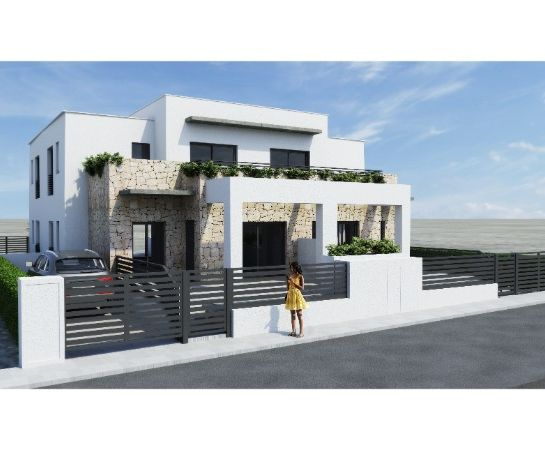 Townhouses and apartments in Torrevieja
