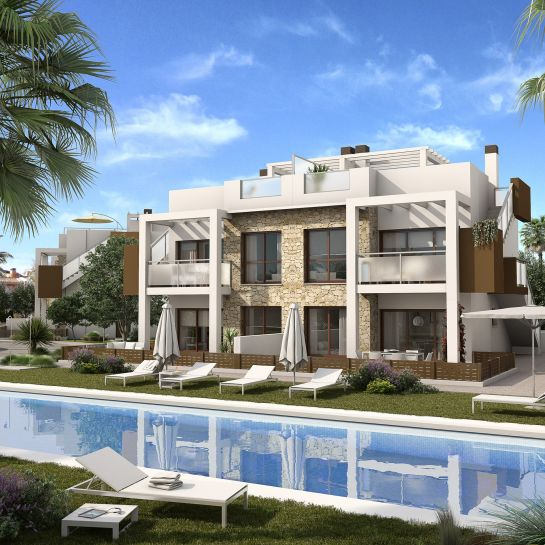 Flat/Apartment, Villa in Torrevieja