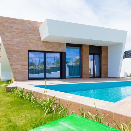 Villas with 3 bedrooms in Finestrat
