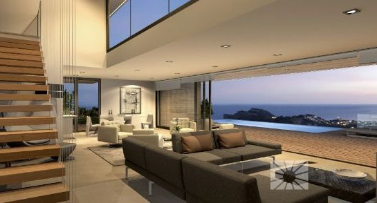 Luxury villas in Cumbre del Sol
