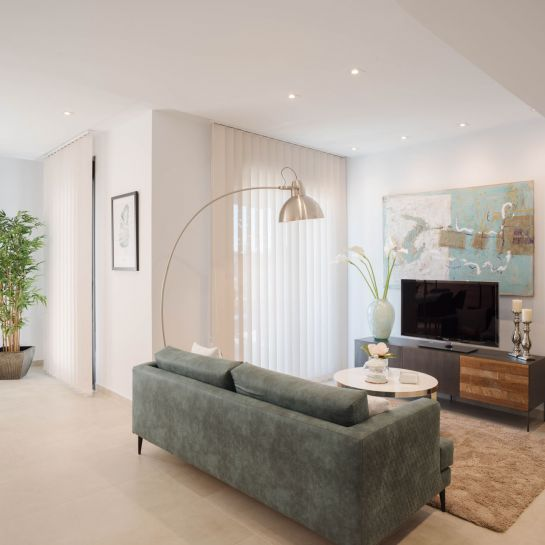 Key-ready apartments in Orihuela Costa