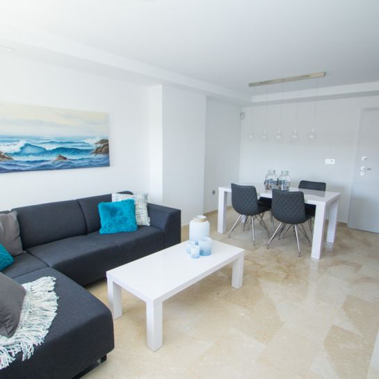 1, 2 or 3 bedrooms apartments in Orihuela