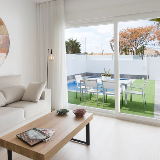 Luxury villas in San Pedro del Pinatar