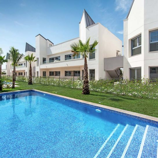 Apartments and duplex in Torrevieja