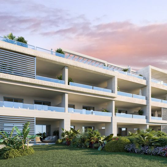 Apartments in Mijas