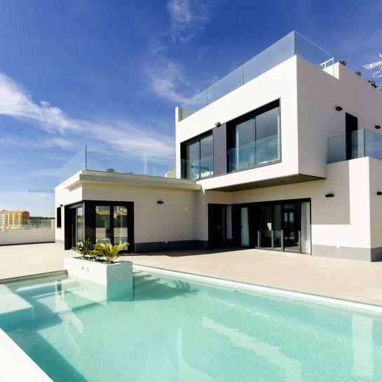 Luxury villas in Orihuela Costa