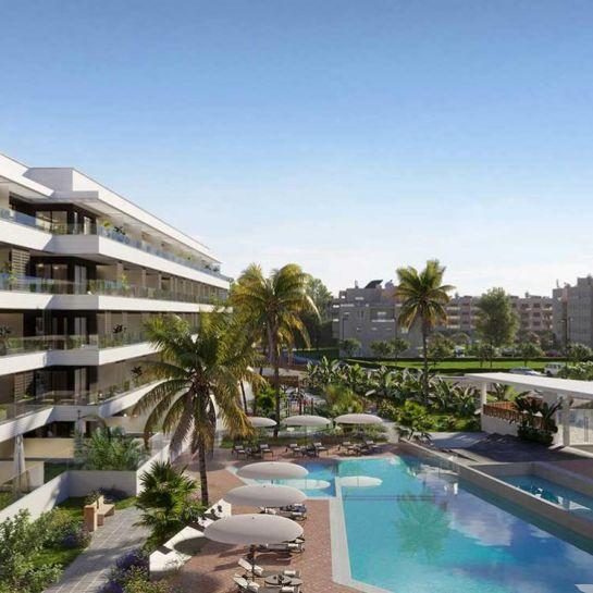Apartments in Playa d'en Bossa, Ibiza