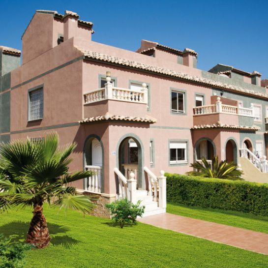 Apartments and villas in las Balsicas